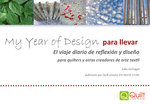 My Year of Design para llevar (versión castellana)