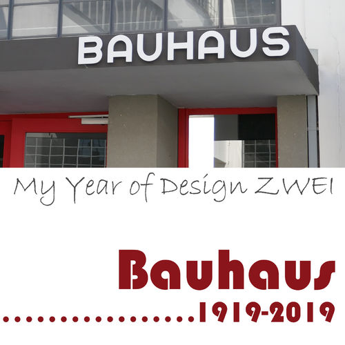My Year of Design TWO Bauhaus Special (Online Course)